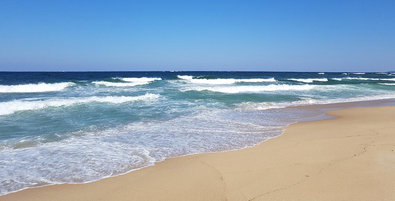 주문진해변